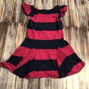 Ralph Lauren dress 4/4T